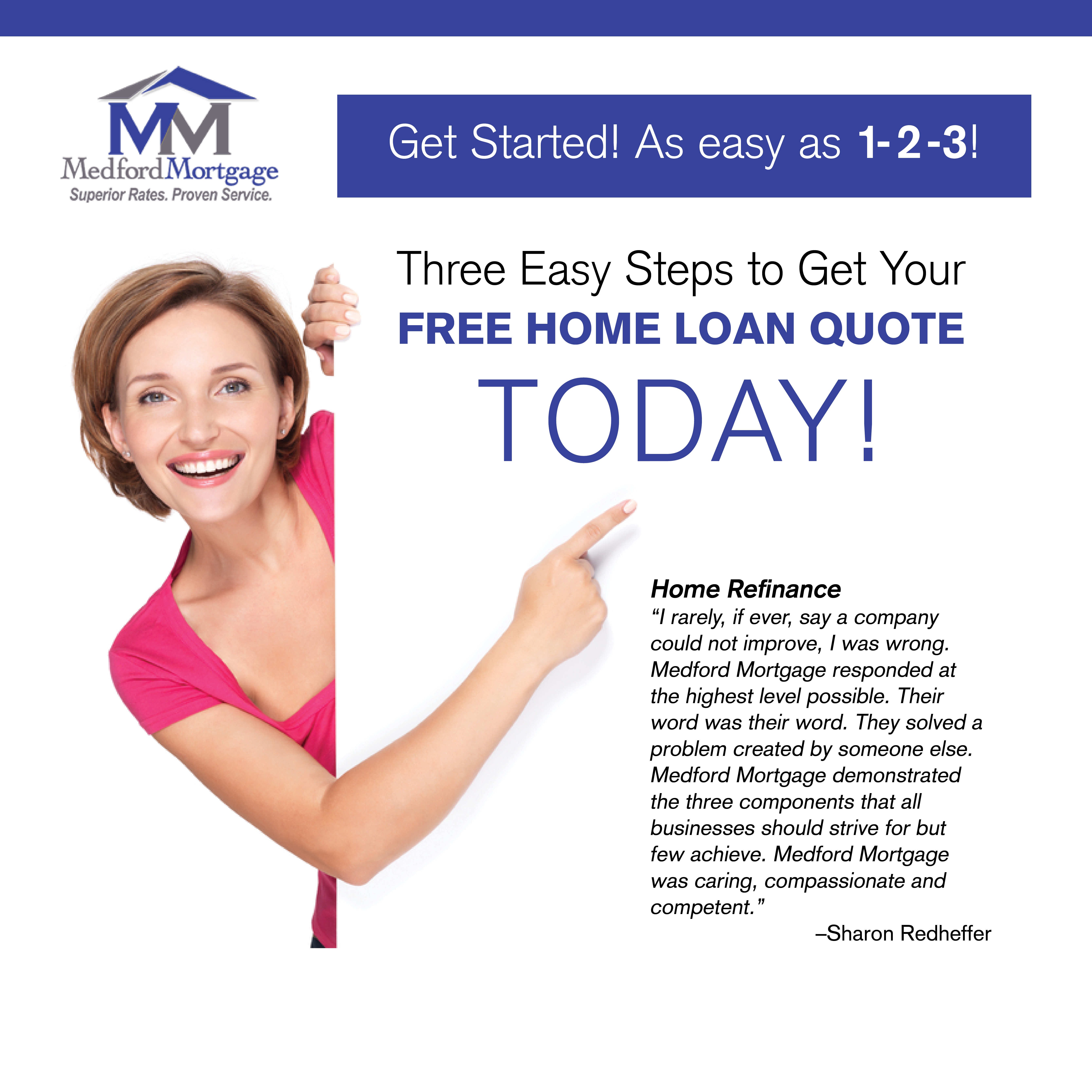 Free Quote Today Graphic